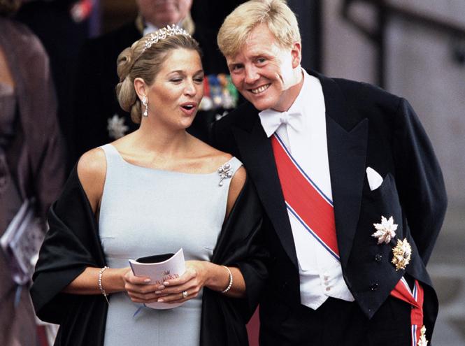 Фото №24 - Самые забавные моменты на королевских свадьбах (истории в фотографиях)