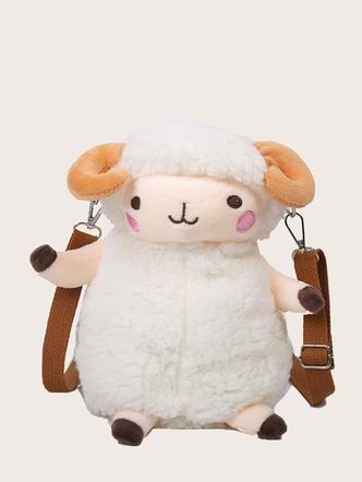 Фото №2 - Вместо плюшевого мишки: 5 модных меховых сумок, с которыми ты не захочешь расставаться