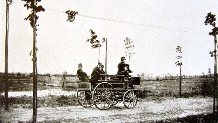 Фото №2 - 8 неожиданных фактов о самом рогатом виде транспорта