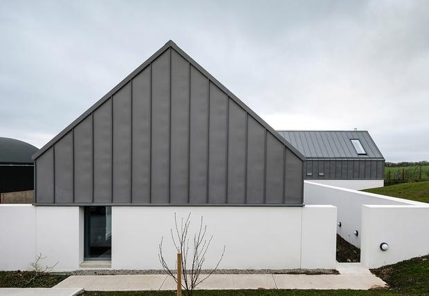 Фото №1 - Как выглядит «дом мечты» по версии главной архитектурной премии 2019 года (фото)