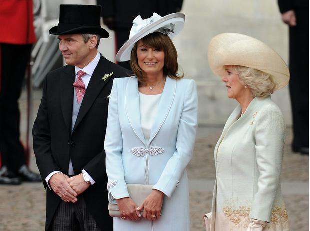 Фото №1 - Жестокие шутки: как герцогиня Камилла называет родителей Кейт (и почему)