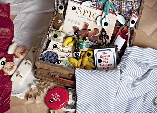 Фото №1 - Июньский чемодан