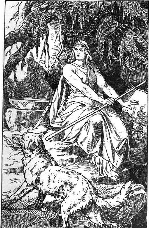 Фото №3 - Древние боги смерти и разрушения, которые были куда кровожаднее дьявола