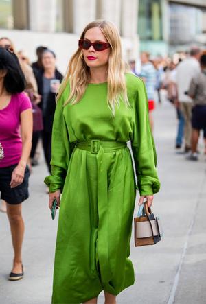 Фото №57 - Самые модные платья для лета 2020 для любого случая