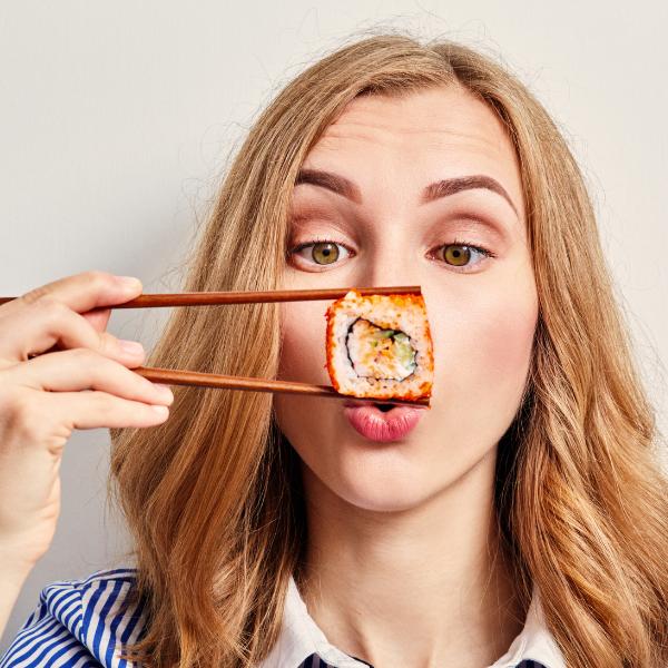 Фото №1 - Тест: Насколько ты одержима едой? 🍔