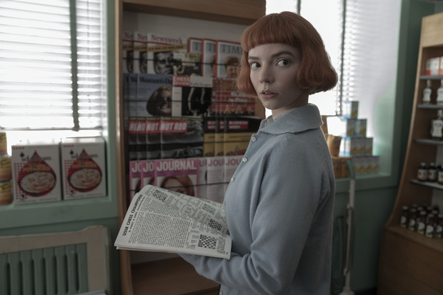 Фото №2 - Шах и мат: почему «Ход королевы»— самый стильный сериал 2020 года