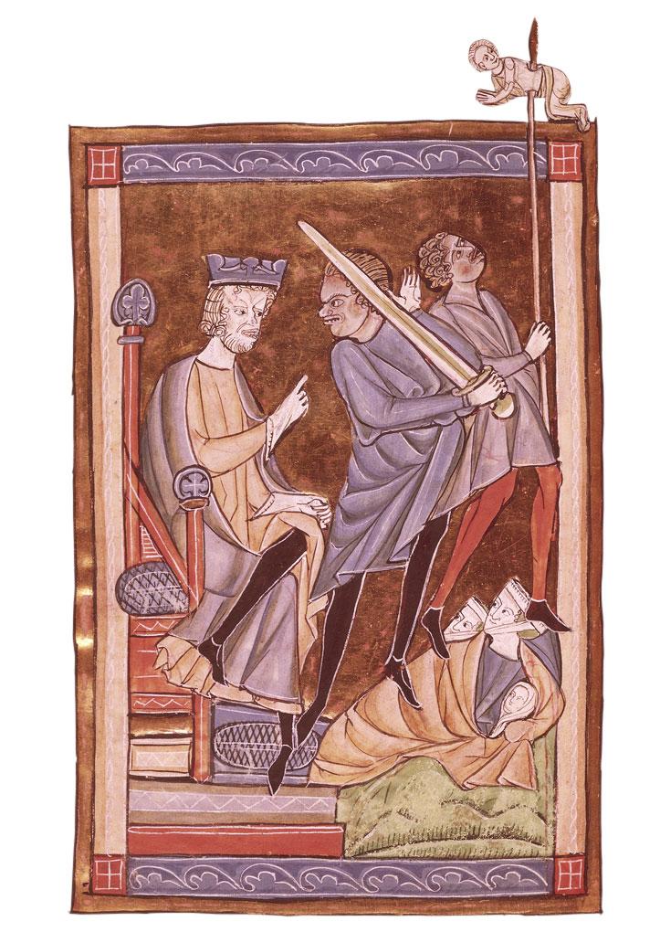 Фото №2 - 2060 лет назад… В Риме убили Юлия Цезаря