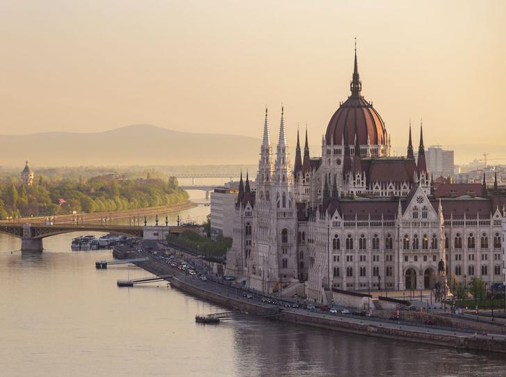 Фото №2 - 6 городов мира с самой удивительной архитектурой