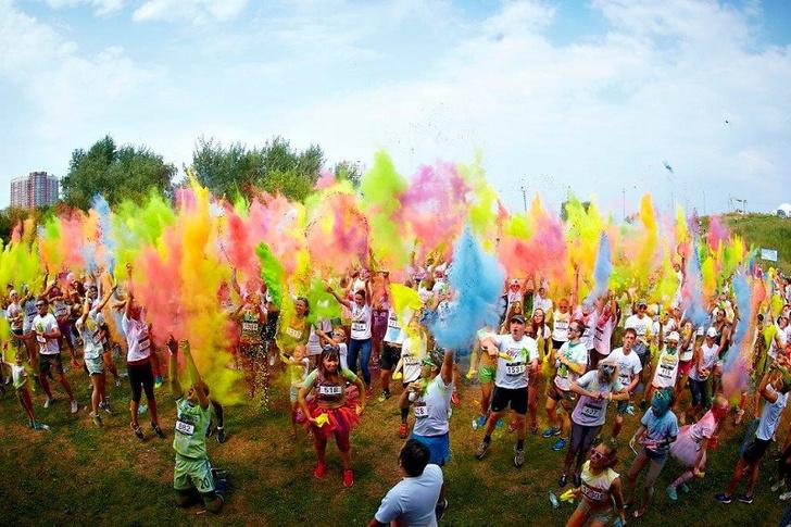 Фото №3 - Российские города накрывает волна «Красочного бууума»
