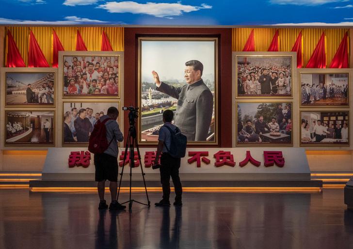 Фото №4 - Новый музей Коммунистической партии Китая