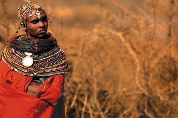 Фото №1 - В тени масаи