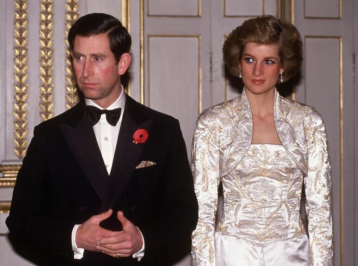 Фото №2 - Как важно быть серьезным: принцесса Диана и ее аллергия на чувство юмора принца Чарльза