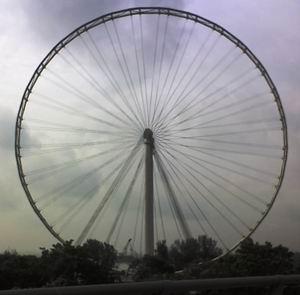 Фото №1 - В Сингапуре построили самое большое в мире чертово колесо