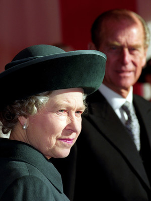 Фото №2 - Королевская траурная традиция, которую нарушила Елизавета