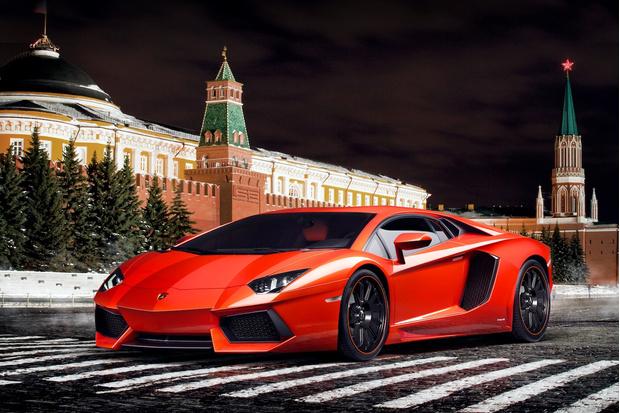 Фото №1 - Lamborghini отзывает 27 гиперкаров в России