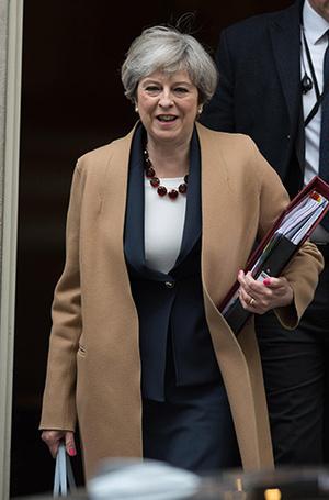 Фото №13 - Тереза Мэй: модная дипломатия и уникальный стиль главы Великобритании