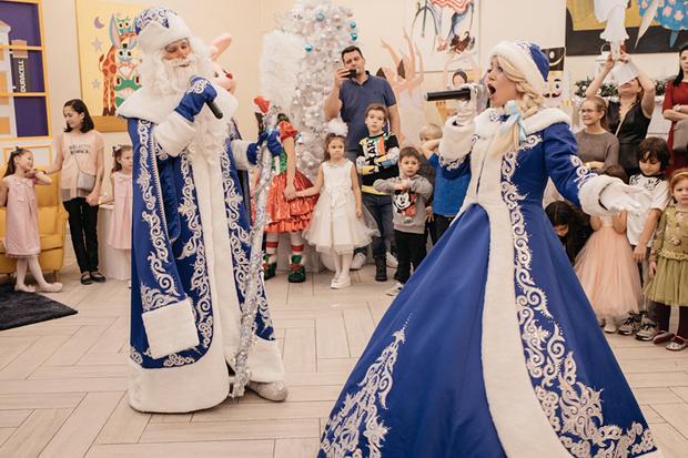Фото №2 - 10 декабря прошла традиционная корпоративная елка Hearst Shkulev Media
