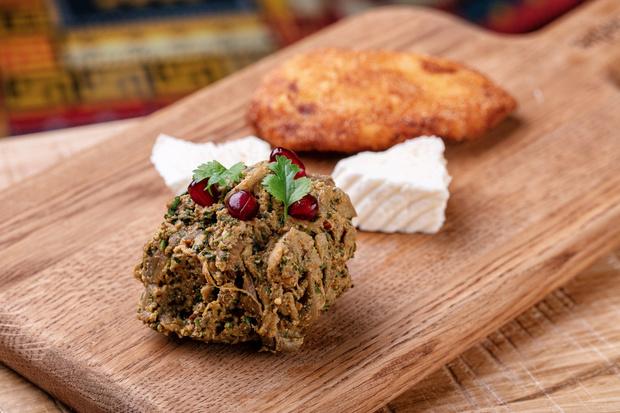 Фото №2 - Фиолетовое настроение: 3 вкусных и фотогеничных блюда с баклажанами