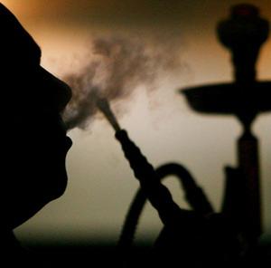 Фото №1 - Кальян вреднее сигарет