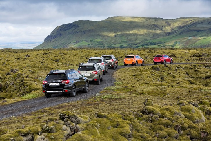 Фото №5 - Испытание исландским бездорожьем