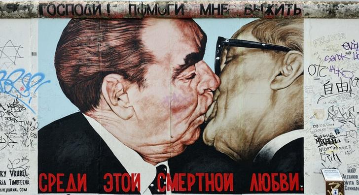 Фото №4 - Краткий путеводитель по Берлинской стене