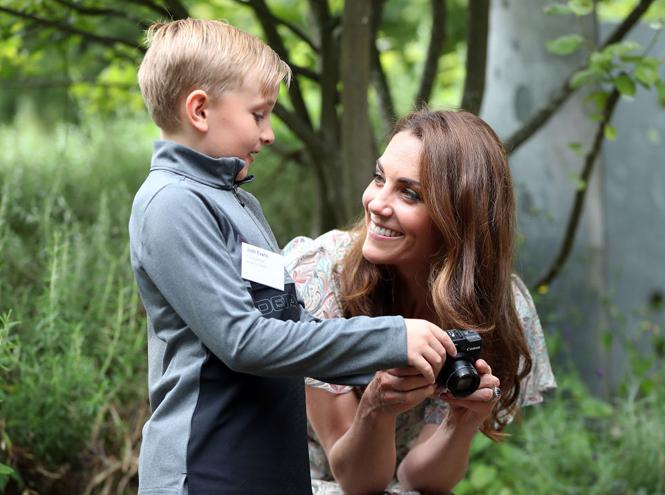 Фото №4 - Герцогиня-фотограф: лучшие кадры, сделанные Кейт Миддлтон