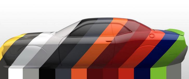 Фото №1 - Все цвета радости: на автомобилях какого цвета меньше видна грязь