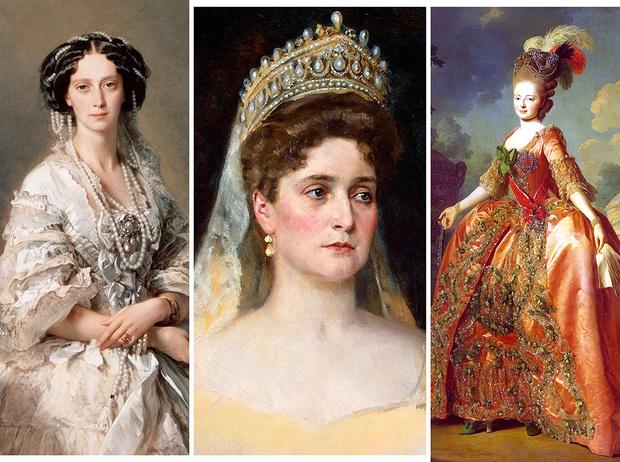 Фото №1 - Иностранные невесты русских императоров