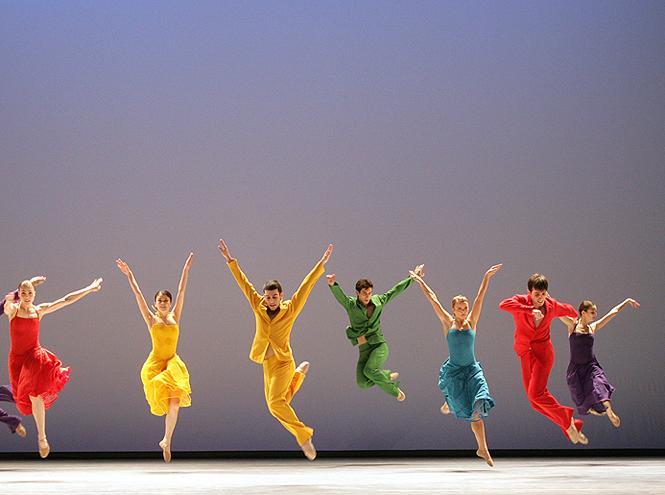 Фото №1 - В Москве пройдет фестиваль «Context. Diana Vishneva»