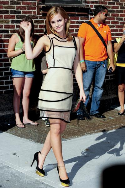 Фото №25 - Как менялась Эмма Уотсон: эволюция стиля нашей любимой Гермионы