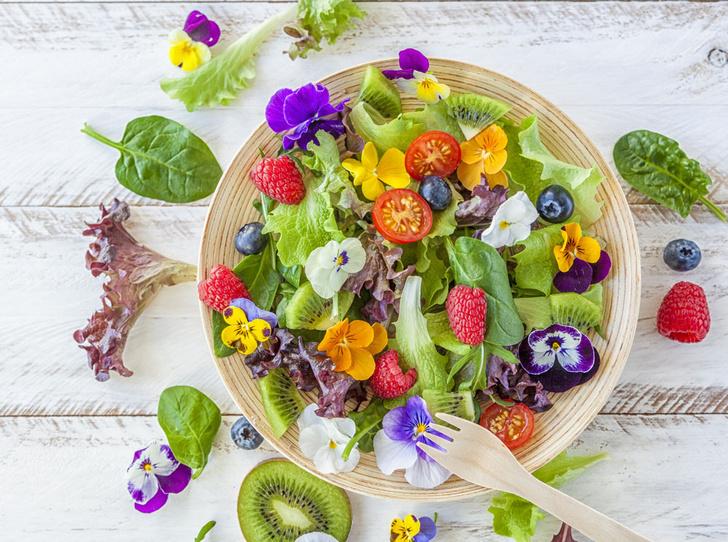 Фото №1 - Здоровое питание летом: советы и секреты