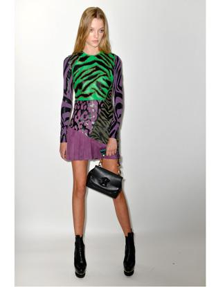 Фото №3 - Неделя моды в Милане: Versace, Roberto Cavalli, DSquared2