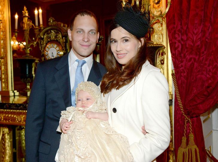 Фото №2 - Еще одна из рода Виндзоров: тетя принца Джорджа стала его одноклассницей