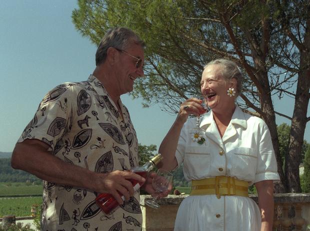 Фото №23 - Принц Хенрик и Королева Маргрете: история любви в фотографиях