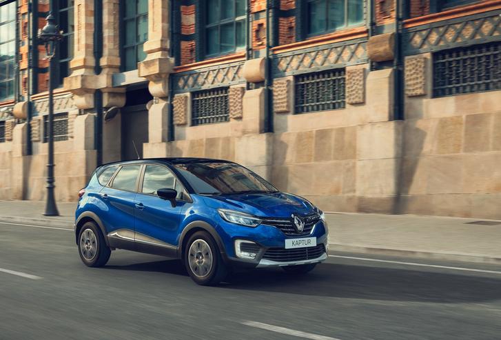 Фото №2 - Renault обновила кроссовер Kaptur: немного ярче, немного удобнее, немного дороже