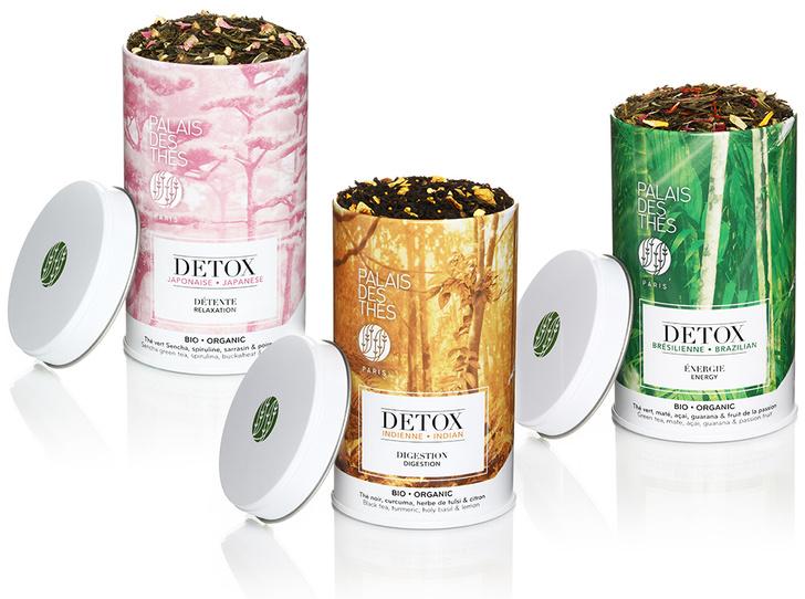 Фото №1 - Рецепты детокс-чая со всего света