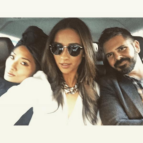 Фото №34 - Звездный Instagram: Селфи в машине