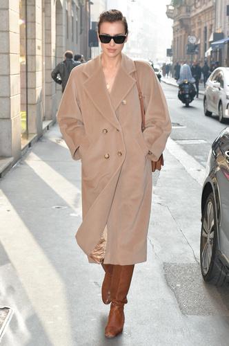 Фото №13 - Как одевается самая модная российская топ-модель: 6 правил стиля Ирины Шейк