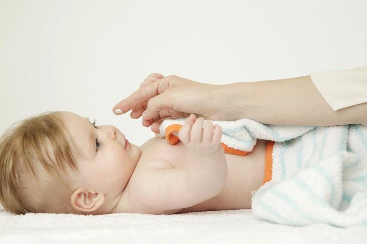 проблемы с кожей у ребенка