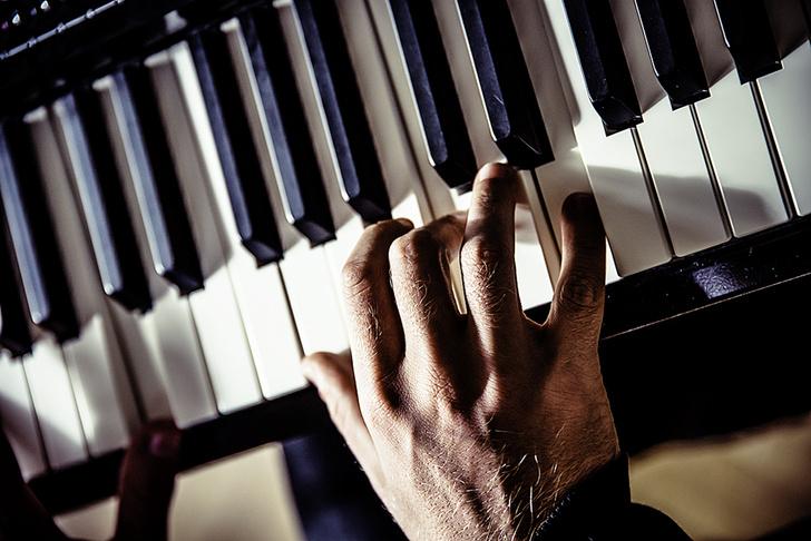 Фото №3 - Сверхчеловек: Музыка на кончиках пальцев
