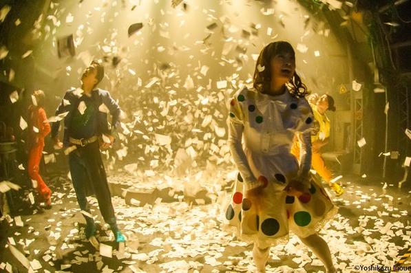 Фото №1 - В Москве покажут популярное японское шоу «GEAR. Механическое сердце»
