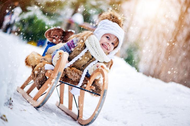 Фото №1 - 6 вещей, которые нужно купить малышу для зимних прогулок