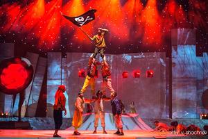 Фото №2 - В Москве состоится премьера шоу «Питер Пэн. История бесконечного детства»