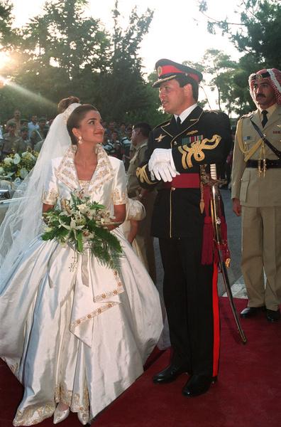 Фото №5 - Самые красивые королевские свадьбы со всего мира 💍