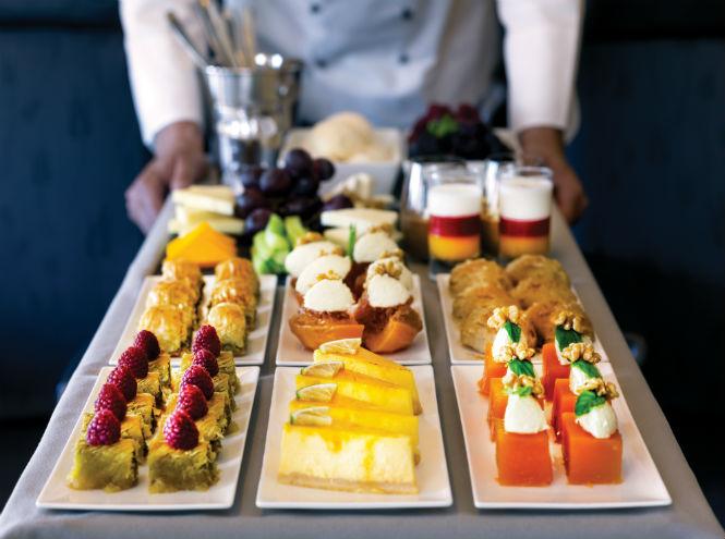 Фото №1 - Гастрономическое путешествие с Turkish Airlines