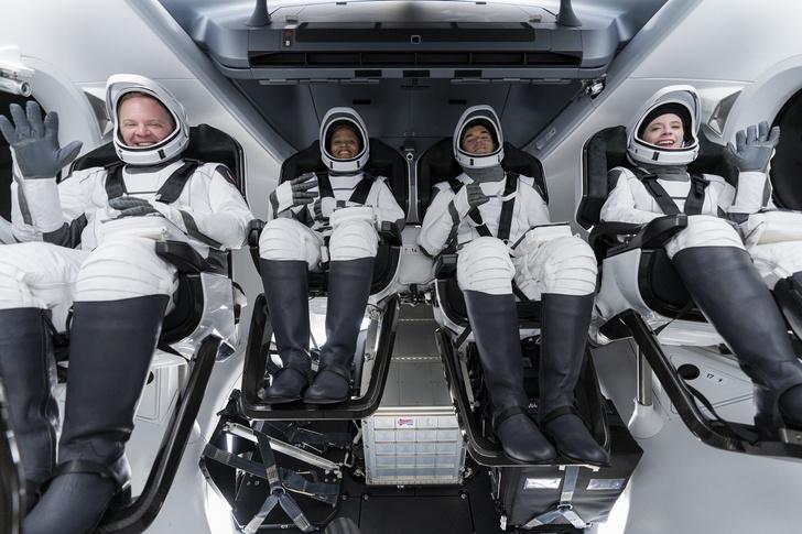 Фото №1 - Космическая одиссея 2021 года
