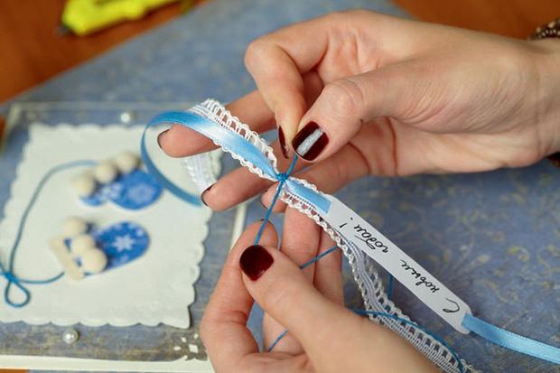 Фото №1 - Мастер-класс: Делаем открытку и упаковываем подарок