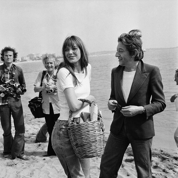 Фото №8 - Серж Генсбур и Джейн Биркин— самая стильная пара своего поколения. И вот почему