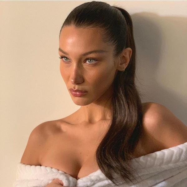 Фото №2 - Как сделать лисьи глаза: секреты макияжа Беллы Хадид