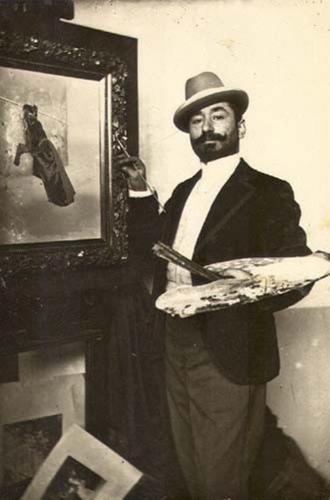 Фото №2 - Успеть увидеть: 5 лучших армянских импрессионистов
